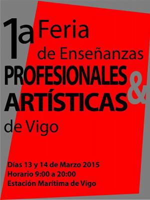 1 Feria de las enseñanzas profesionales y artisticas