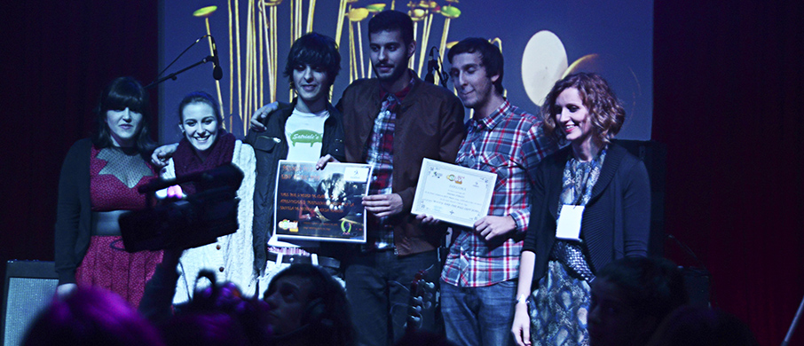 WOODY AND THE BUZZ LIGTH YEARS. (2º Premio)