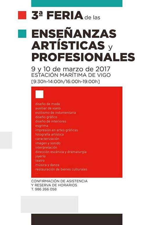 3º Feria de Enseñanzas Artísticas y Profesionales